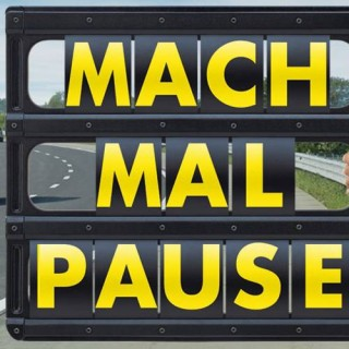 Mach mal Pause, Müdigkeit am Steuer, naturspass.de