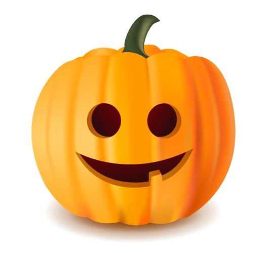 Halloween Kürbis, naturspass.de