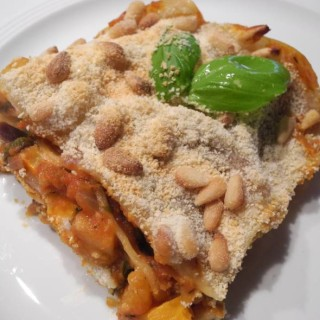 Lasagne, Rezept, vegan, naturspass.de