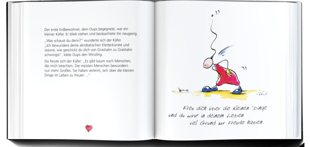 Oups Buch, naturspass.de