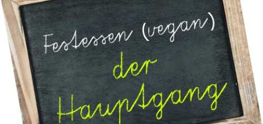 Festessen vegan