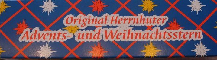 Herrnhuter Stern